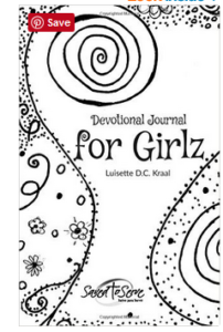 Book Cover: Devotional Journal: For GirlZ
