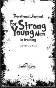 Book Cover: Devotional Journal for Strong Young Men in Training