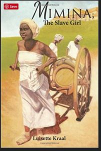 Book Cover: Mimina, the Slave Girl: One woman's path to freedom