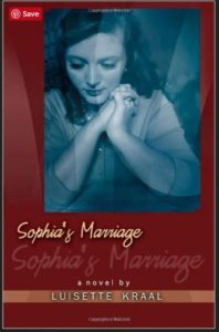 Book Cover: Sophia's Marriage Kindle Edition