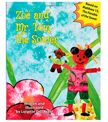Book Cover: Zoe and Mr. Tom, the Sower (Volume 1)