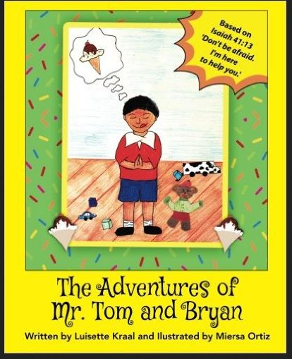Book Cover: The Adventures of Mr. Tom and Bryan (Volume 2)
