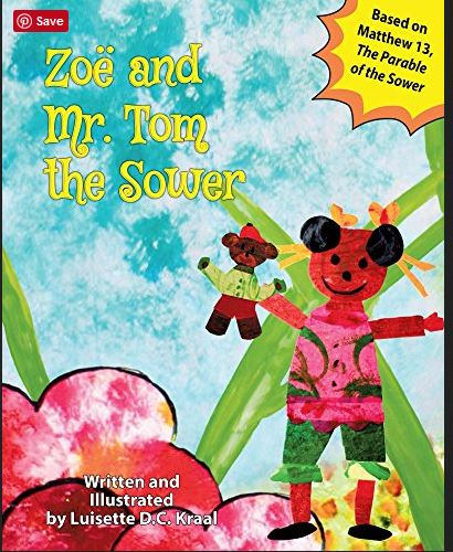 Book Cover: Zoe and Mr. Tom, the Sower Kindle Edition