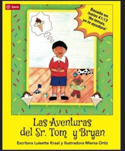 Book Cover: Las Aventuras del Sr. Tom and Bryan (Volume 2) (Spanish Edition)